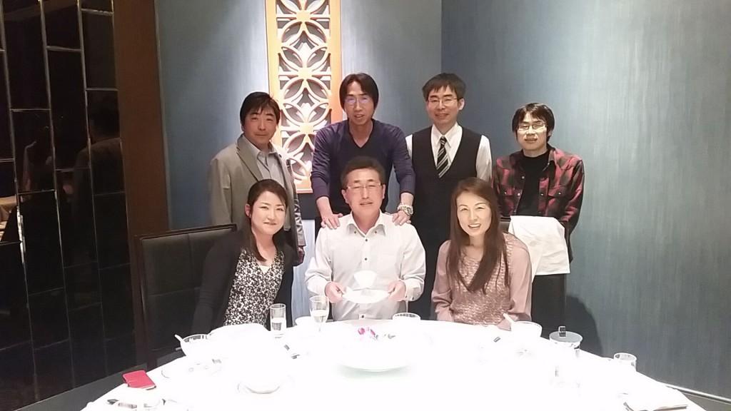 理念合宿 in 名古屋のフォローアップランチ会