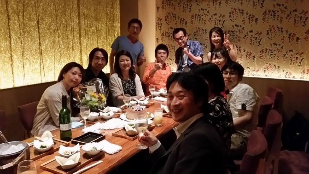 独立起業7周年記念・波動アップコンサルタント 三宅巧一