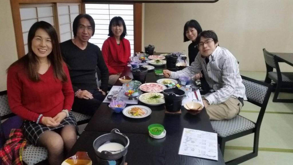 ゆるい波動アップ短期集中コース in 奥日光(湯元温泉)での1枚