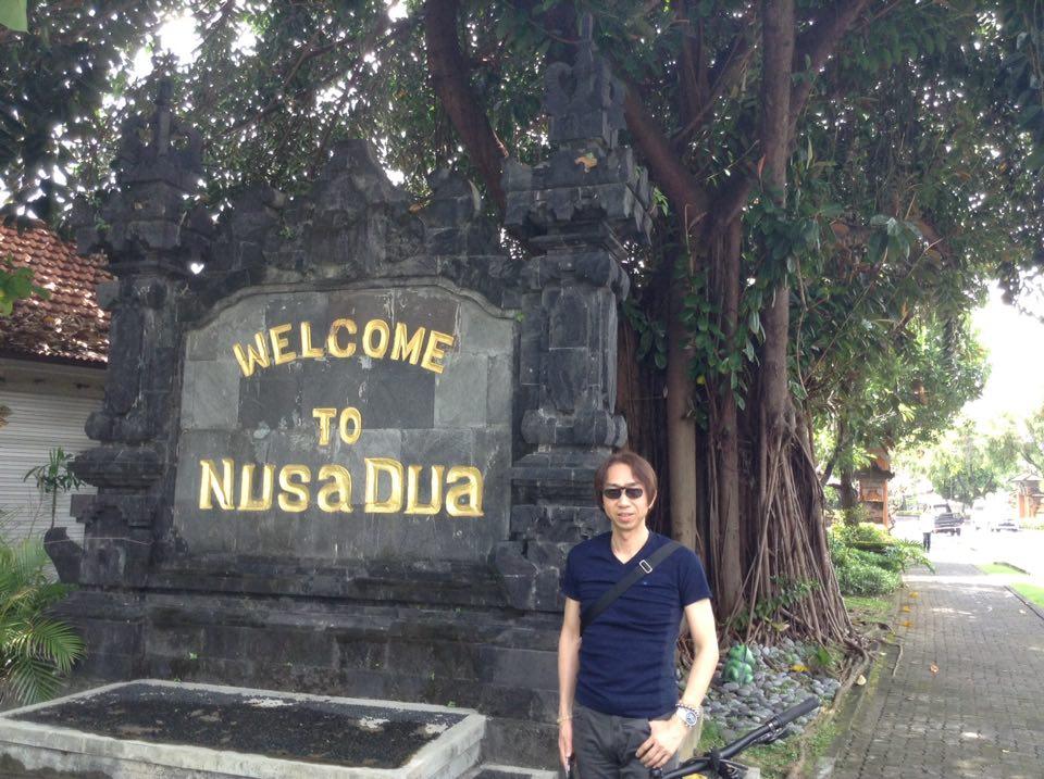 インドネシア・バリ島のガジュマル