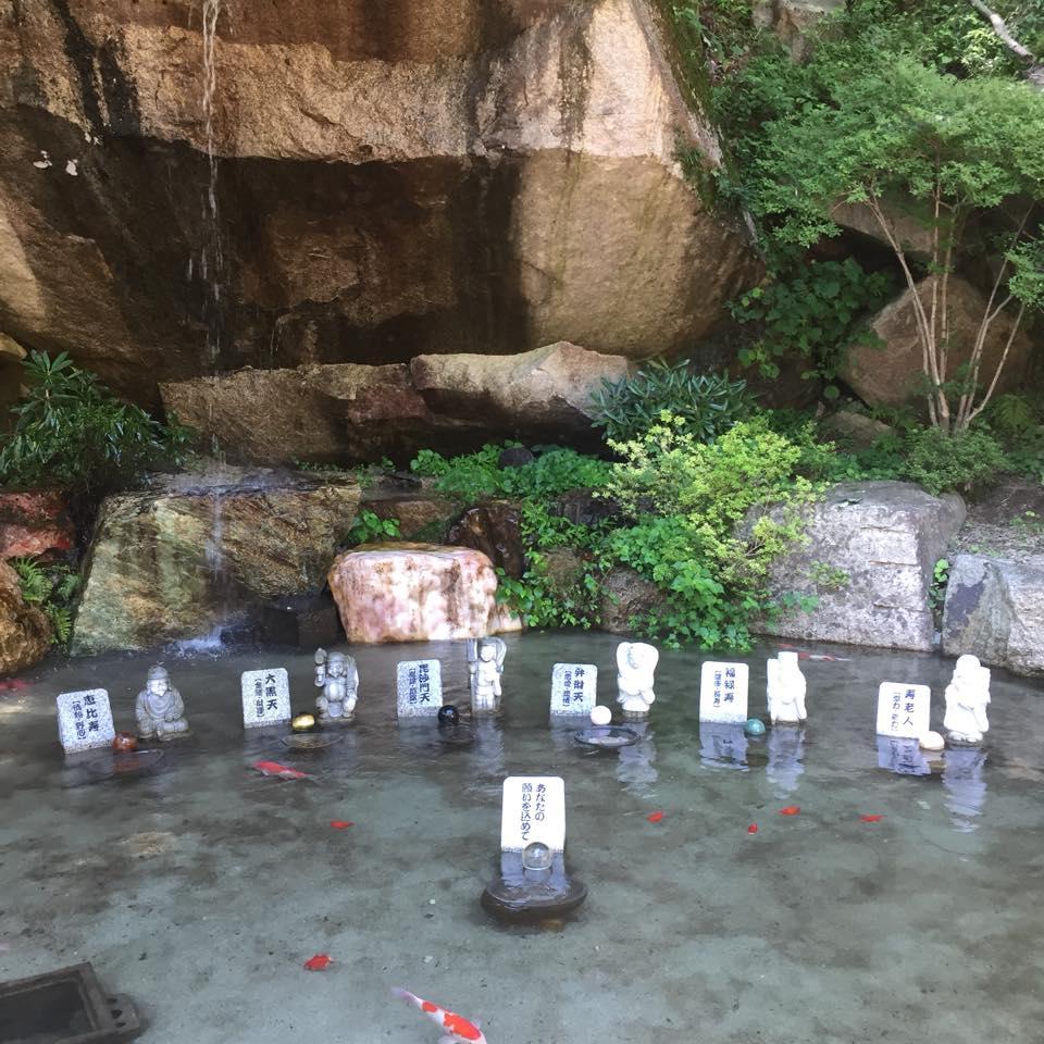 昇仙峡・神様(7福神)