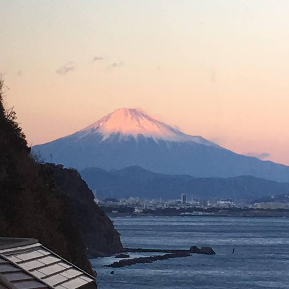 富士山(静岡県焼津)