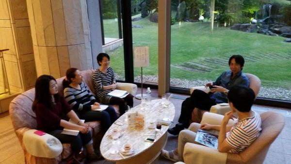 一人起業アカデミー第2期・屋久島でのグループコンサル