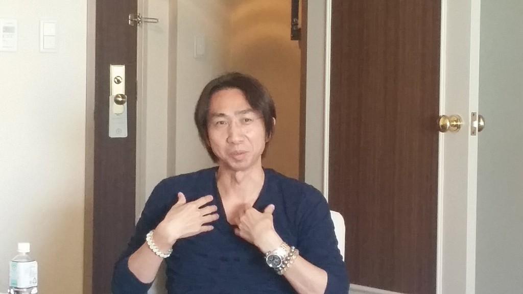 霊的真理短期集中コース in 琵琶湖の様子