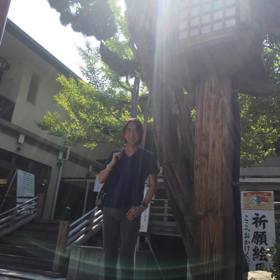 新潟市内にある某神社での1枚